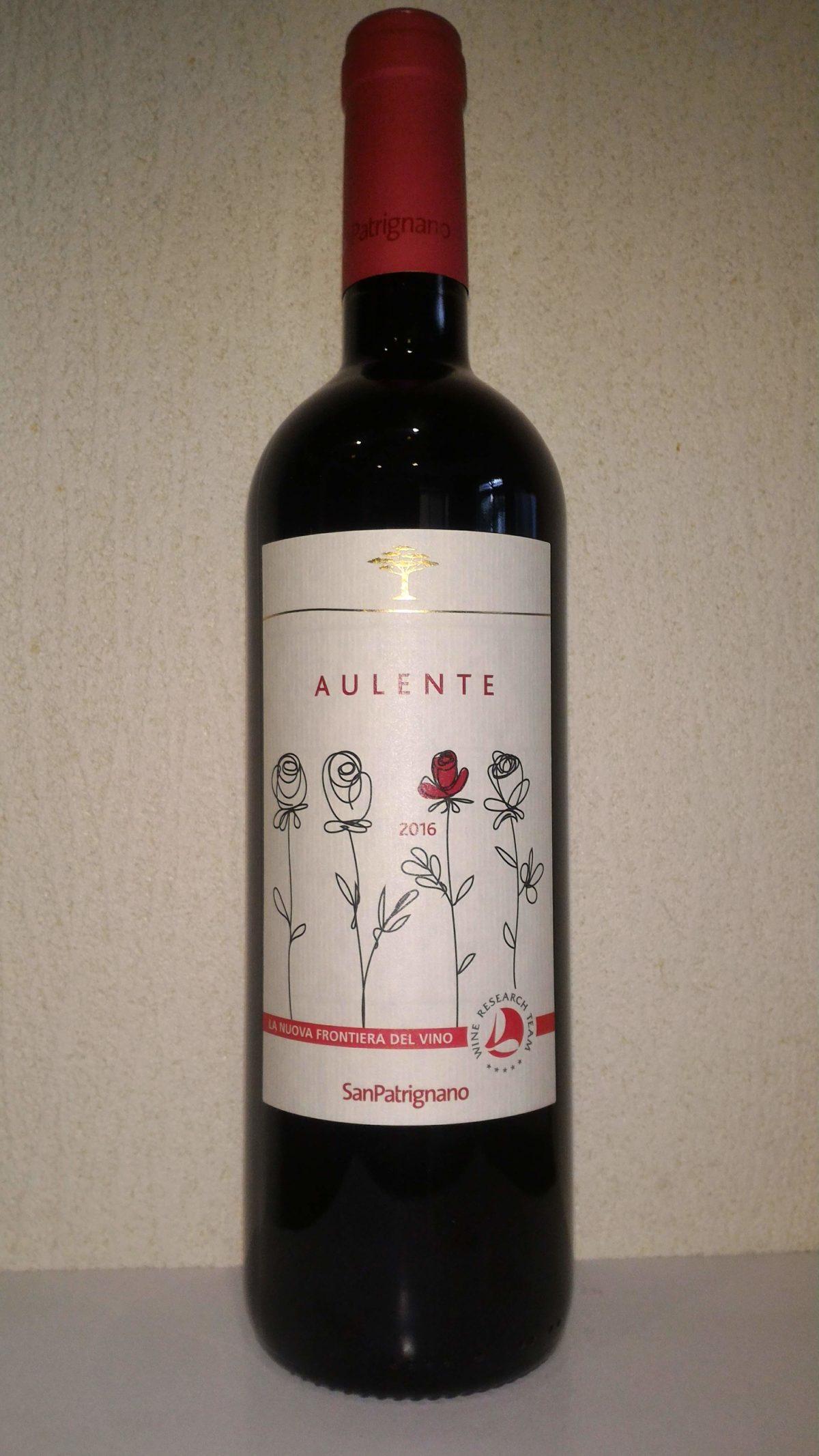 1000円~2000円で愉しむイタリア赤ワイン「アウレンテ・ロッソ」