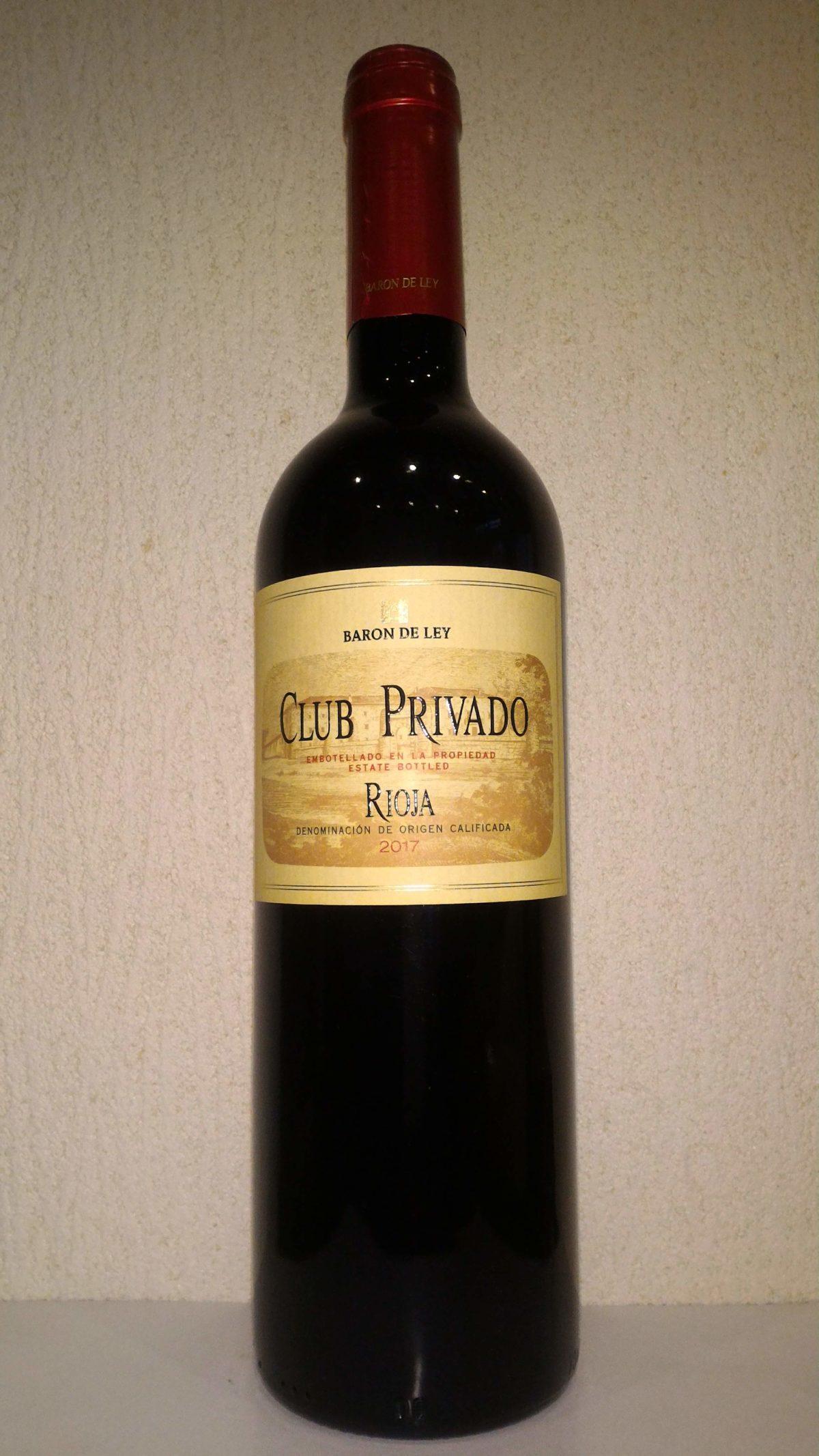 1000円以下で愉しむワイン「バロン・デ・レイ クラブ・プリバード」