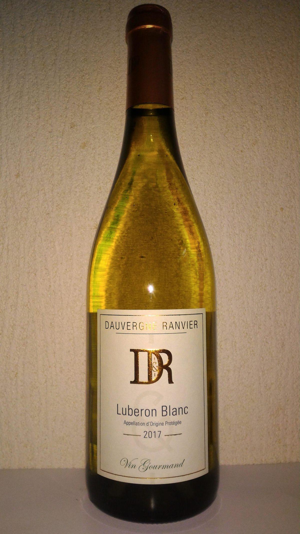 1000円以下で愉しむ白ワイン「リュベロン ヴァン・グルマン」